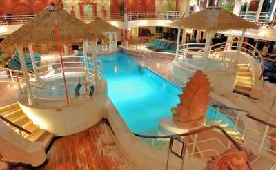 Coral Princess spa